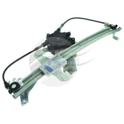 POWER WINDOW REGULATOR & MOTOR FORD FALCON AU, BA, BF & FAIRLANE LTD LHR (ERM3250LR)