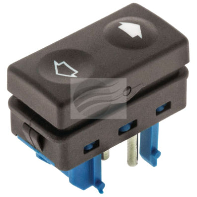 POWER WINDOW SWITCH BMW E36 3 SERIES SINGLE SWITCH 5 PIN (ESW1210)