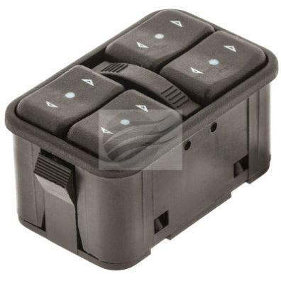 POWER WINDOW SWITCH HOLDEN ASTRA TS MASTER PANEL C/LOCK (ESW4050)