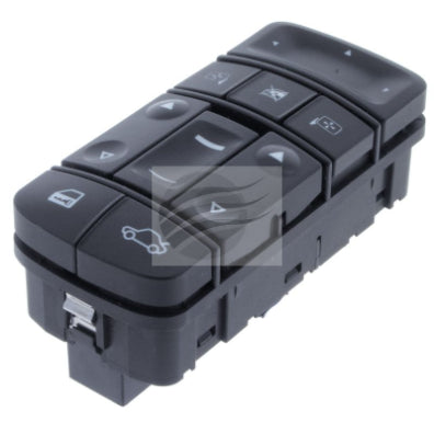 POWER WINDOW SWITCH HOLDEN VECTRA ZC RHF MASTER SWITCH PANEL (ESW4505)