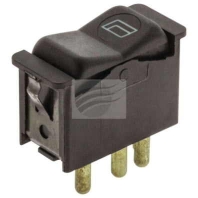 POWER WINDOW SWITCH MERCEDES W123 SINGLE DOOR 5 PIN (ESW6842)