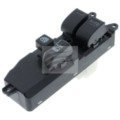 POWER WINDOW SWITCH TOYOTA HIACE MARK 5 C/LOCK DOOR 04/05-12/16 (ESW9280)