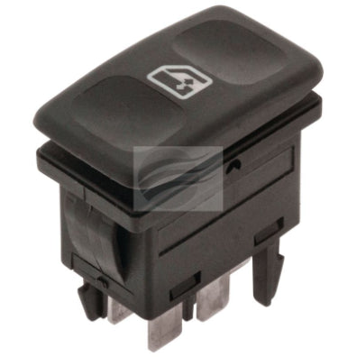 POWER WINDOW SWITCH VW GOLF SERIES 2 SINGLE DOOR SWITCH (ESW9865)