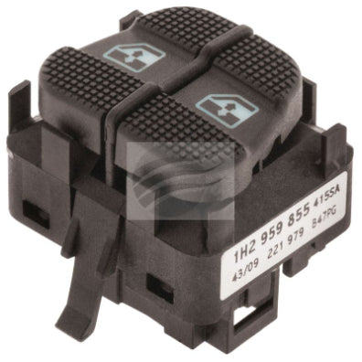 POWER WINDOW SWITCH VW GOLF SERIES 3 RHF DOOR SWITCH (ESW9877)