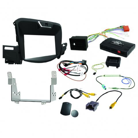 Aftermarket Headunit Install Fascia Kit for Holden Commodore VF (FP9353K)