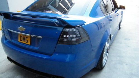 Holden Commodore VE LED tail lights BLACK