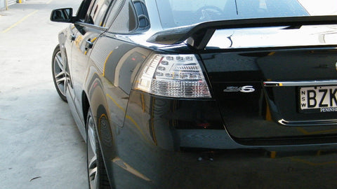 Holden Commodore VE LED tail lights CHROME