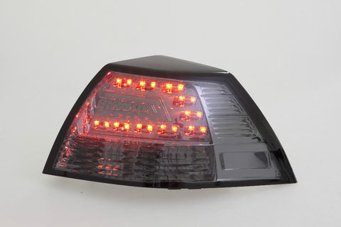 Holden Commodore VE LED tail lights SMOKE