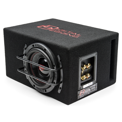 "Digital Designs 6"" loaded subwoofer LE-M06"