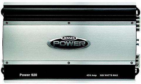 Jensen Power 920 amplifier - 4x100w RMS