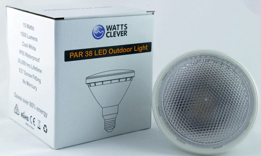 PAR 38 LED Outdoor Light -15watts/1500Lumens
