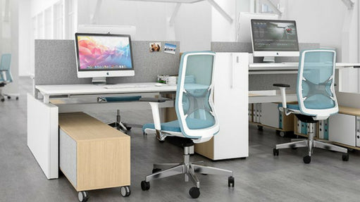 Aesthetics and Ergonomic furniture for a healthier office