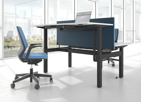 Electronically adjustable desks, why they're better for your health