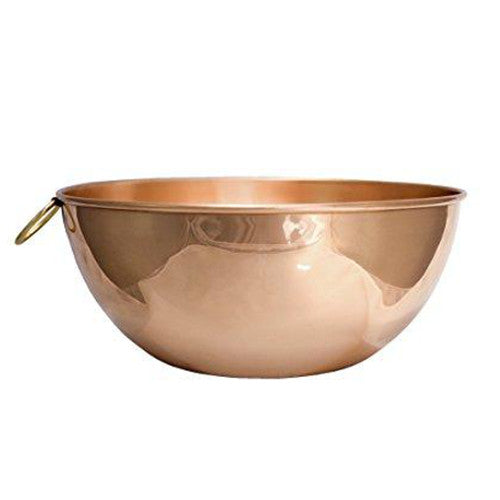 Alchemade Copper Mixing Bowl - 1