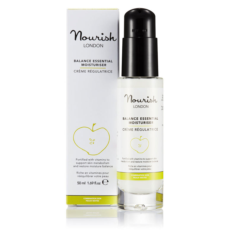 Nourish London Balance Detoxifying Face Moisturiser