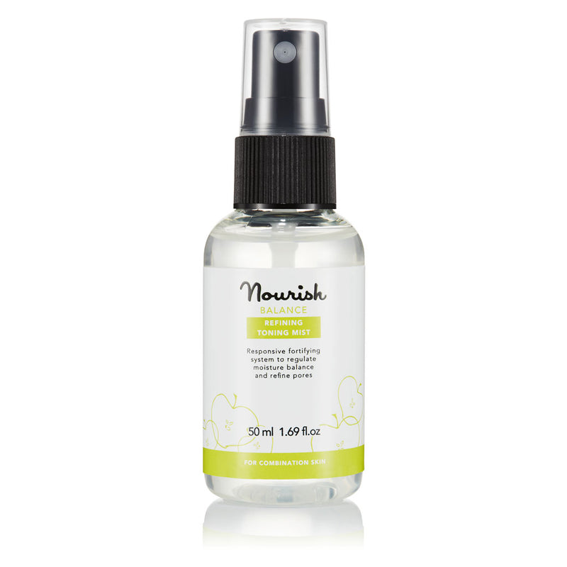 Nourish London Balance Refining Toning Mist Travel Size