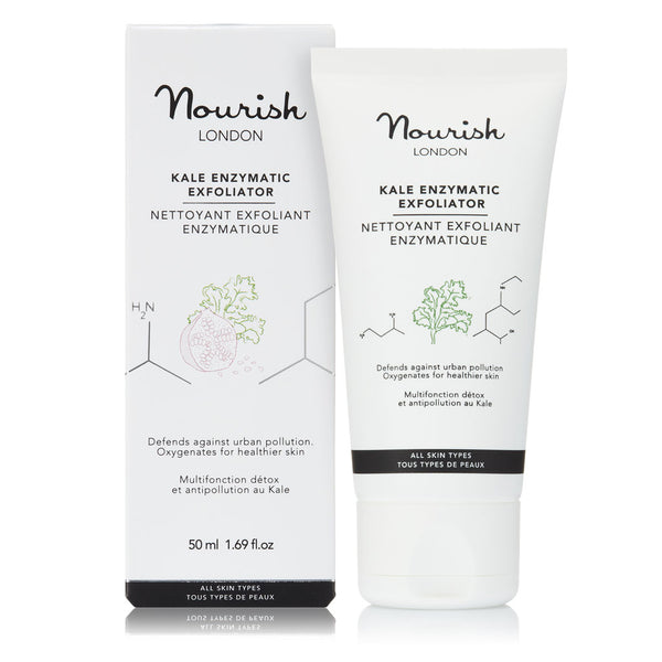 Nourish London Kale Enzymatic Exfoliator