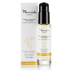Nourish London Protect Hydrating Moisturiser Dry Skin