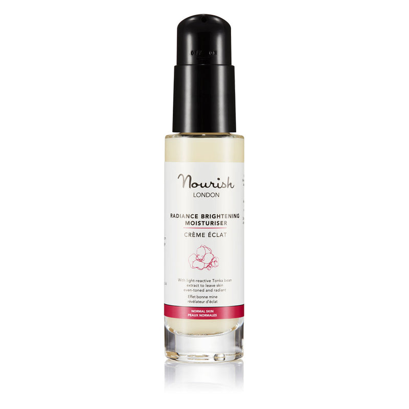 Nourish London Radiance Brightening Moisturiser