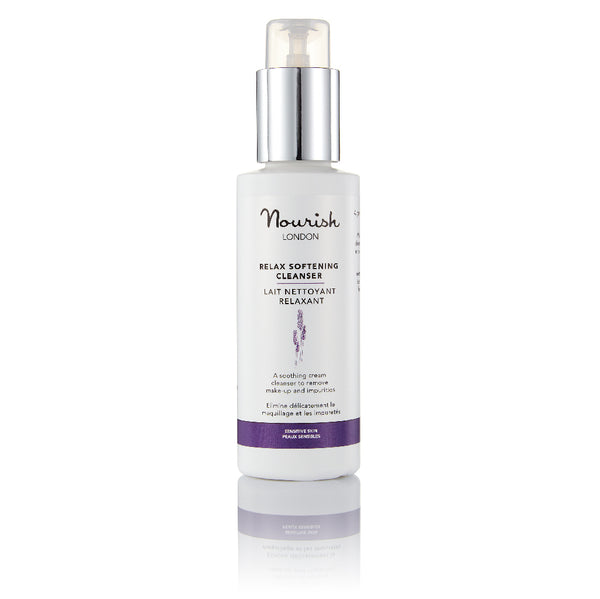 Nourish London Relax Softening Cleanser