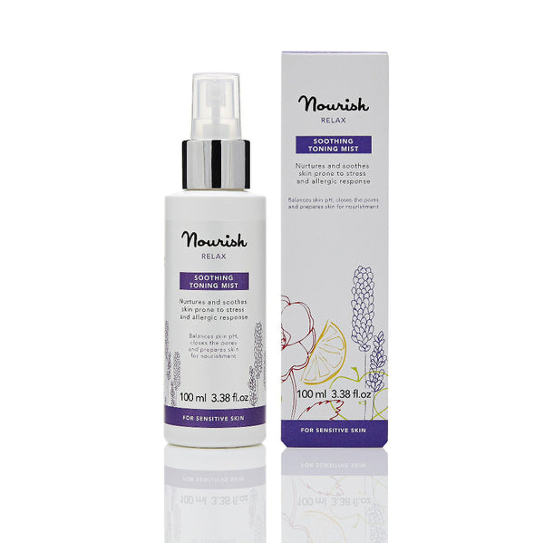 Nourish London Relax Soothing Toning Mist