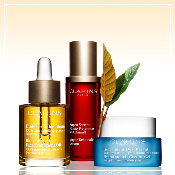 Shop Clarins Products