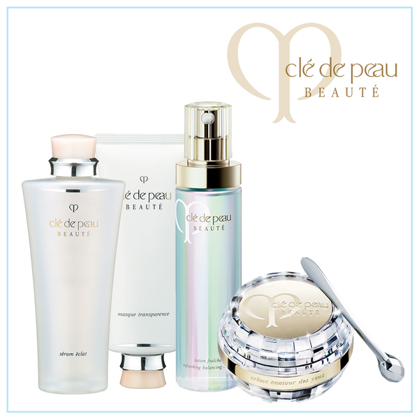 Clé de Peau Beauté now available!