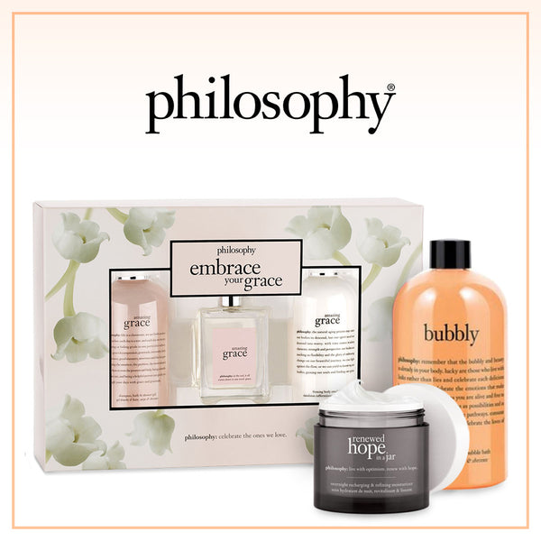 Just in! philosophy