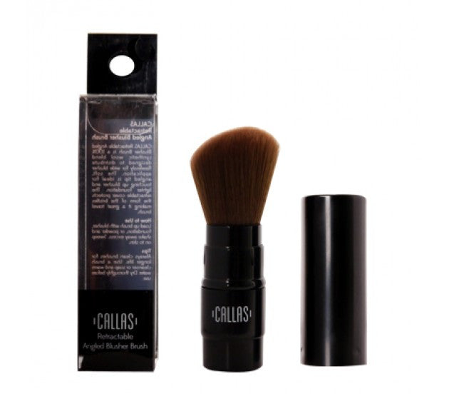 CALLAS Retractable Angled Blusher Brush