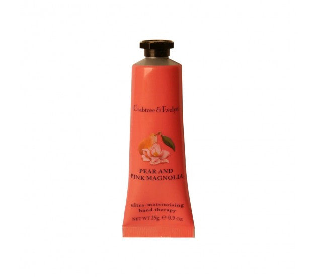 Crabtree & Evelyn Pear and Pink Magnolia Ultra-Moisturising Hand Therapy 0.9fl oz/25g