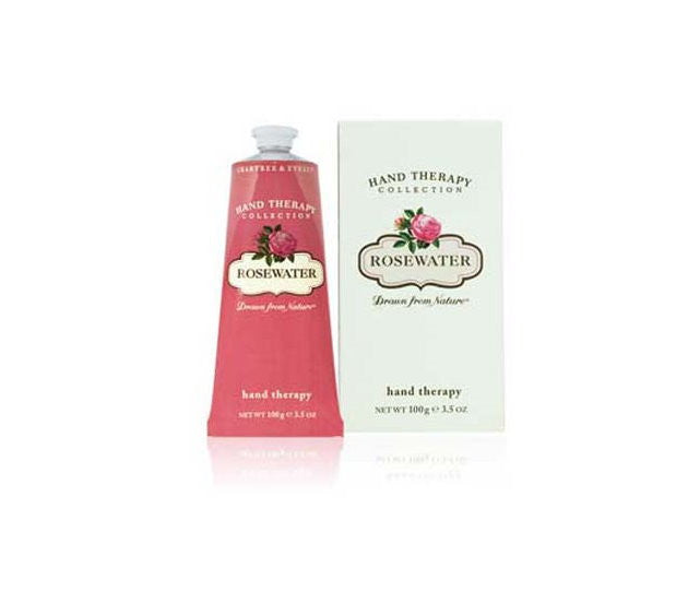 Crabtree & Evelyn Rosewater Hand Therapy 3.5fl oz/100g