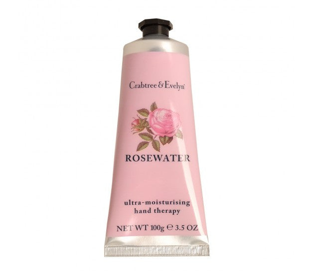 Crabtree & Evelyn Rosewater Ultra-Moisturising Hand Therapy 3.5fl oz/100g