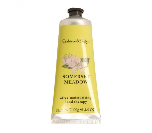 Crabtree & Evelyn Somerset Meadow Ultra-Moisturising Hand Therapy 3.5fl oz/100g