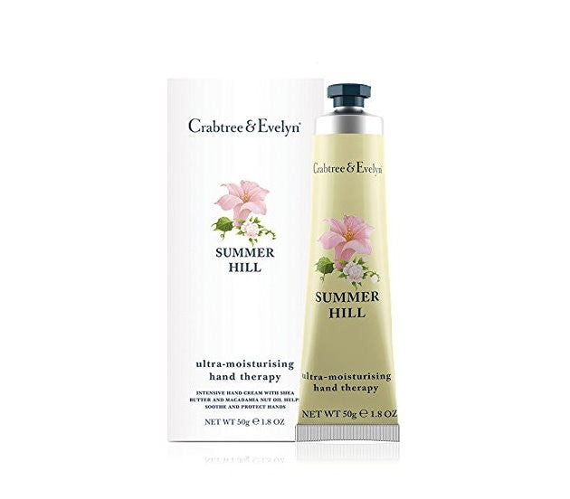 Crabtree & Evelyn Summer Hill Ultra-Moisturising Hand Therapy 1.8fl oz/50g