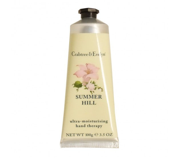 Crabtree & Evelyn Summer Hill Ultra-Moisturising Hand Therapy 3.5fl oz/100g