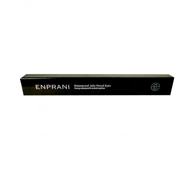 Enprani Waterproof Jelly Pencil Eyes (07 Manhattan Black)