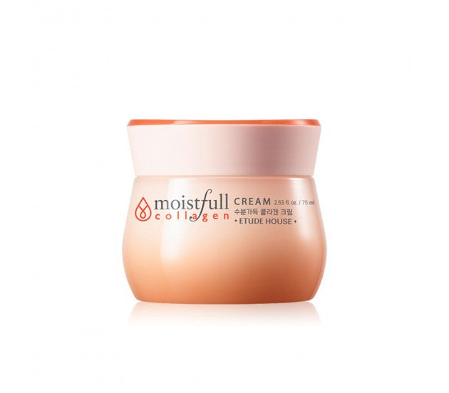 ETUDE HOUSE Moistfull Collagen Cream 2.53fl oz/75ml
