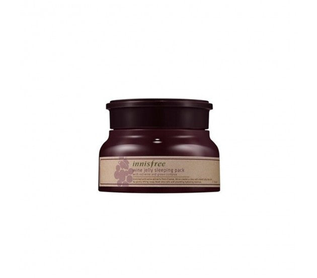 innisfree Wine Jelly Sleeping Pack 80ml/2.7fl oz