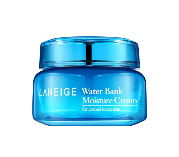 Laneige Water Bank Moisture Cream for Normal to Dry Skin 50ml/1.6fl oz
