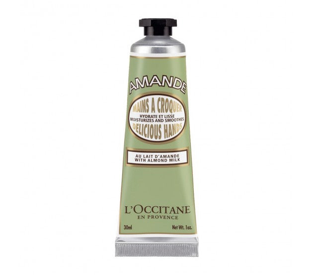 L'Occitane Amande Delicious Hands Cream 30ml/1.0fl oz