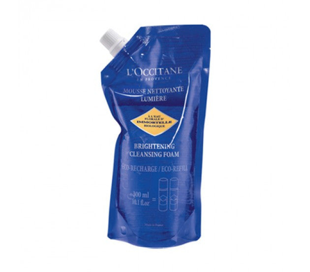 L'Occitane Immortelle Precious Cleansing Foam Refill 300ml/10.1fl oz