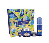 L'Occitane Rejuvenating Immortelle Skincare Collection