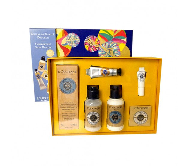 L'Occitane Comforting Shea Butter Collection Set