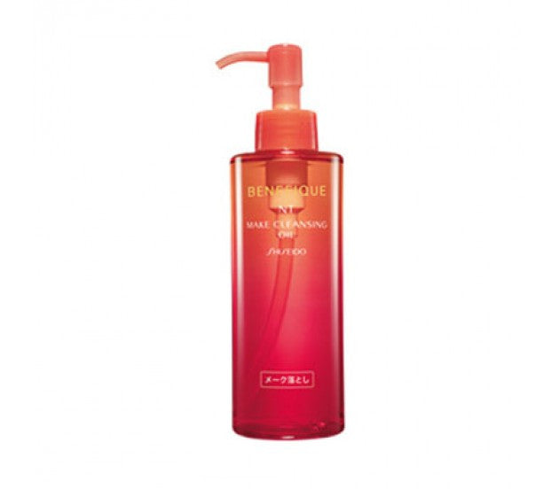 Shiseido Benefique NT Makeup Cleansing Oil 5.9fl oz/175ml