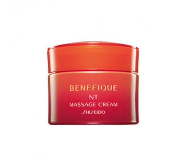 Shiseido Benefique NT Massage Cream 2.8fl oz/80g