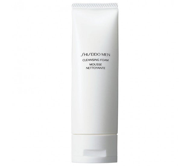 Shiseido Men Cleansing Foam 4.6fl oz/125ml
