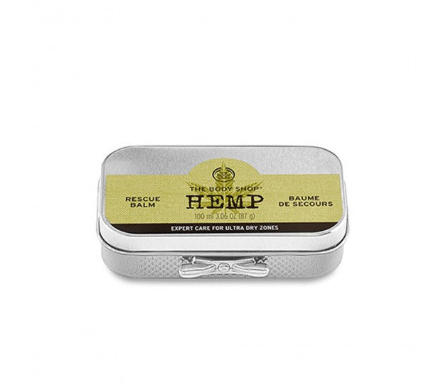 The Body Shop Hemp Rescue Balm 100ml/3.06fl oz