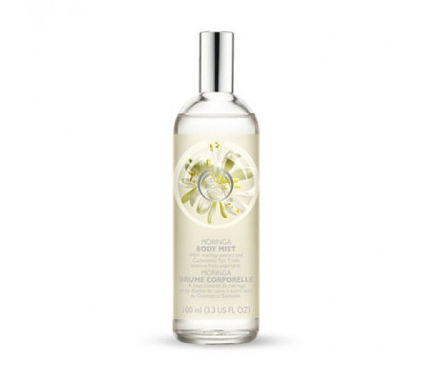 The Body Shop Moringa Body Mist 100ml/3.3fl oz