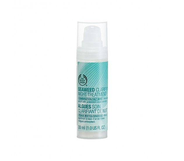 The Body Shop Seaweed Clarifying Night Treatment 30ml/1.0fl oz