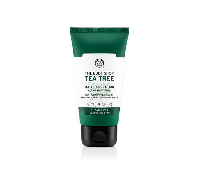 The Body Shop Tea Tree Mattifying Lotion 50ml/1.69fl oz